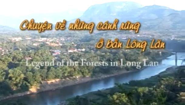 VTC1 - The Legend of Forests in Long Lan, Luang Prabang, Laos