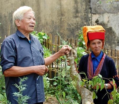 Quản trị đất rừng dựa vào luật tục